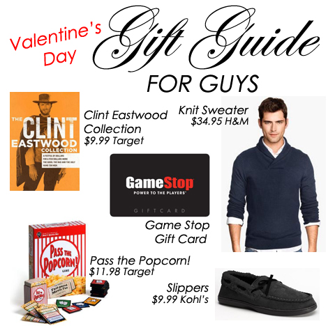 Valentine's Day Gift Guide for Guys | Style Through Her Eyes