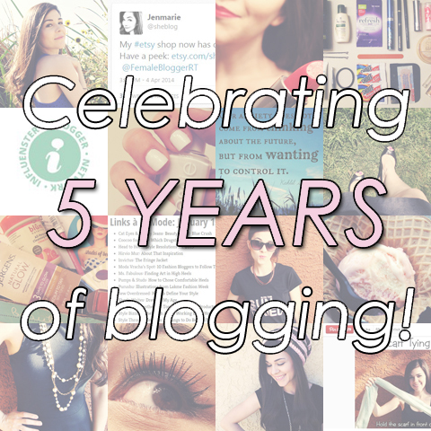 5 Year Blogiversary & $25 ULTA Gift Card Giveaway! | Style Through Her Eyes