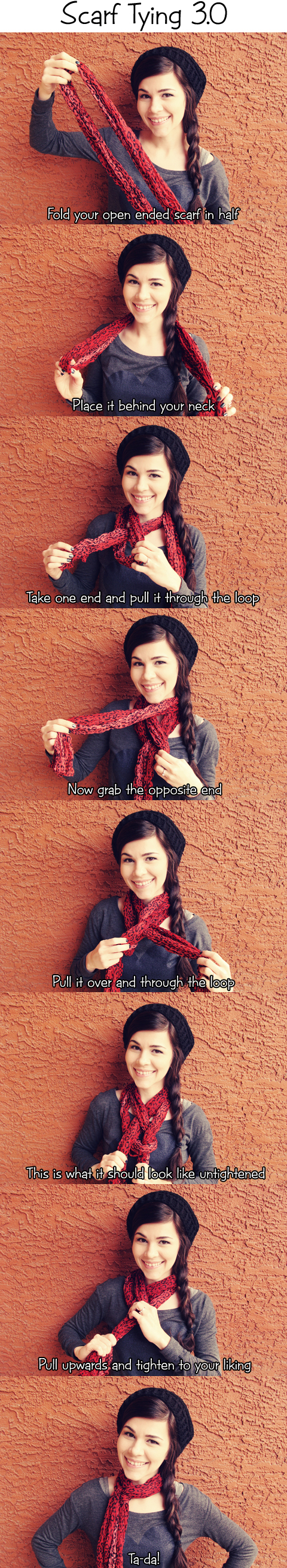 Scarf Tying 3.0 | Style Through Her Eyes