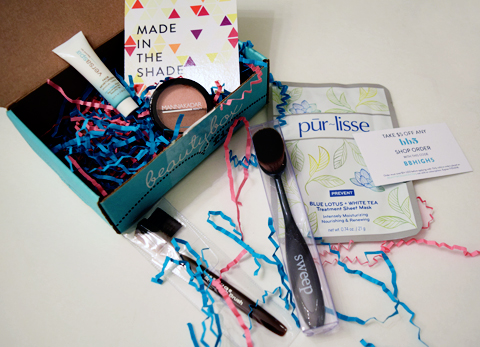 Beauty Box 5: June Box | Style through Her Eyes