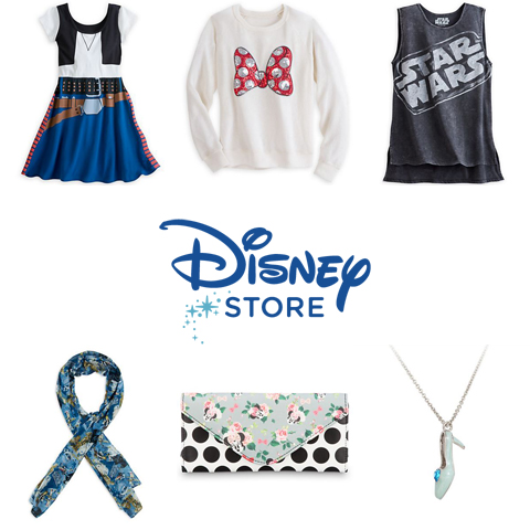 Disney Store Fashion & Accessories Sale | Style Through Her Eyes