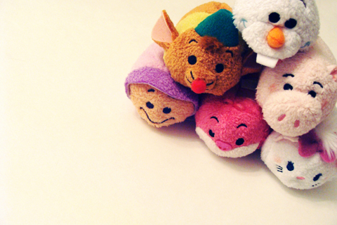 My Disney Tsum Tsum Collection | Style Through Her Eyes
