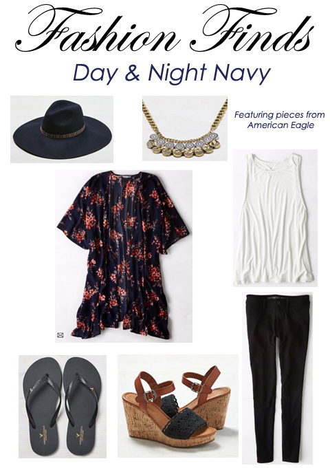 Fashion Finds: Night & Day Navy | Style Through Her Eyes