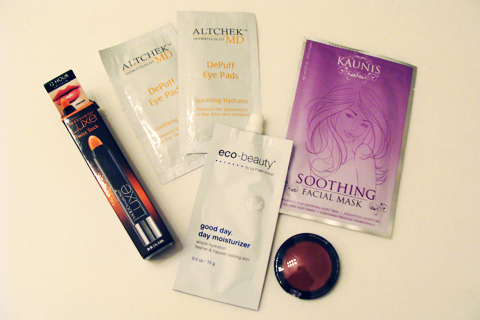 Beauty Box 5: November Box & Giveaway!   Style Through Her Eyes