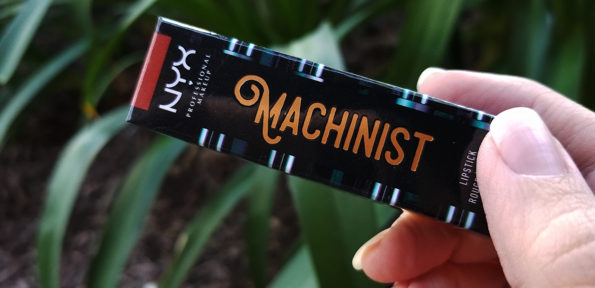 NYX Cosmetics: Mechinist Lipstick Review | Style Through Her Eyes